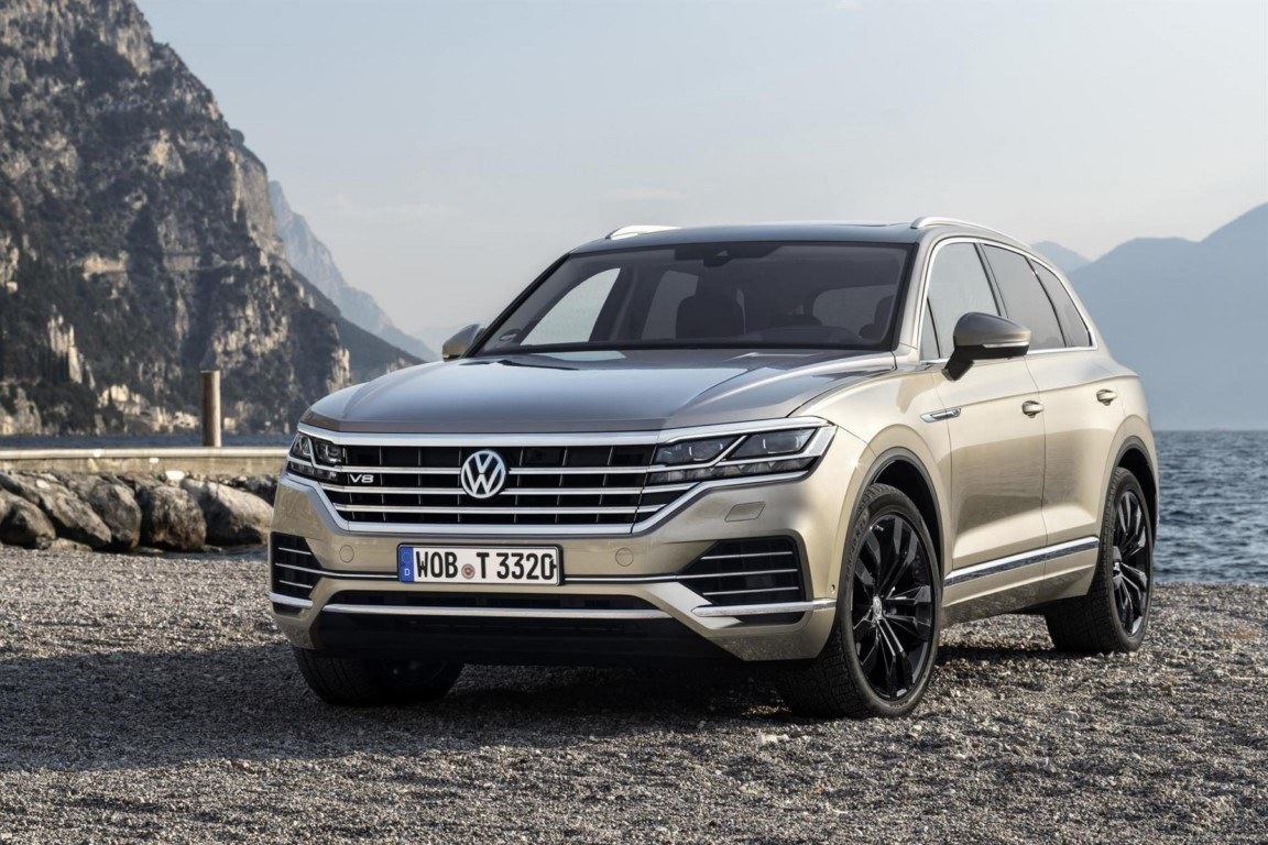 2021 Vw Touareg Tdi Release Date and Concept