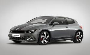 Así se vería un nuevo Volkswagen Scirocco influenciado por el Golf 8