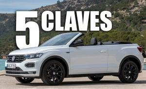 Las 5 claves del Volkswagen T-Roc Cabrio, apostando por los SUV descapotables