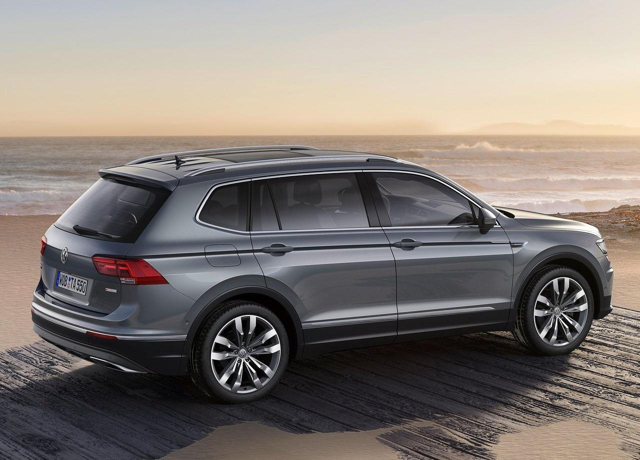 Volkswagen elimina la tracción total 4MOTION del Tiguan Allspace en Países Bajos