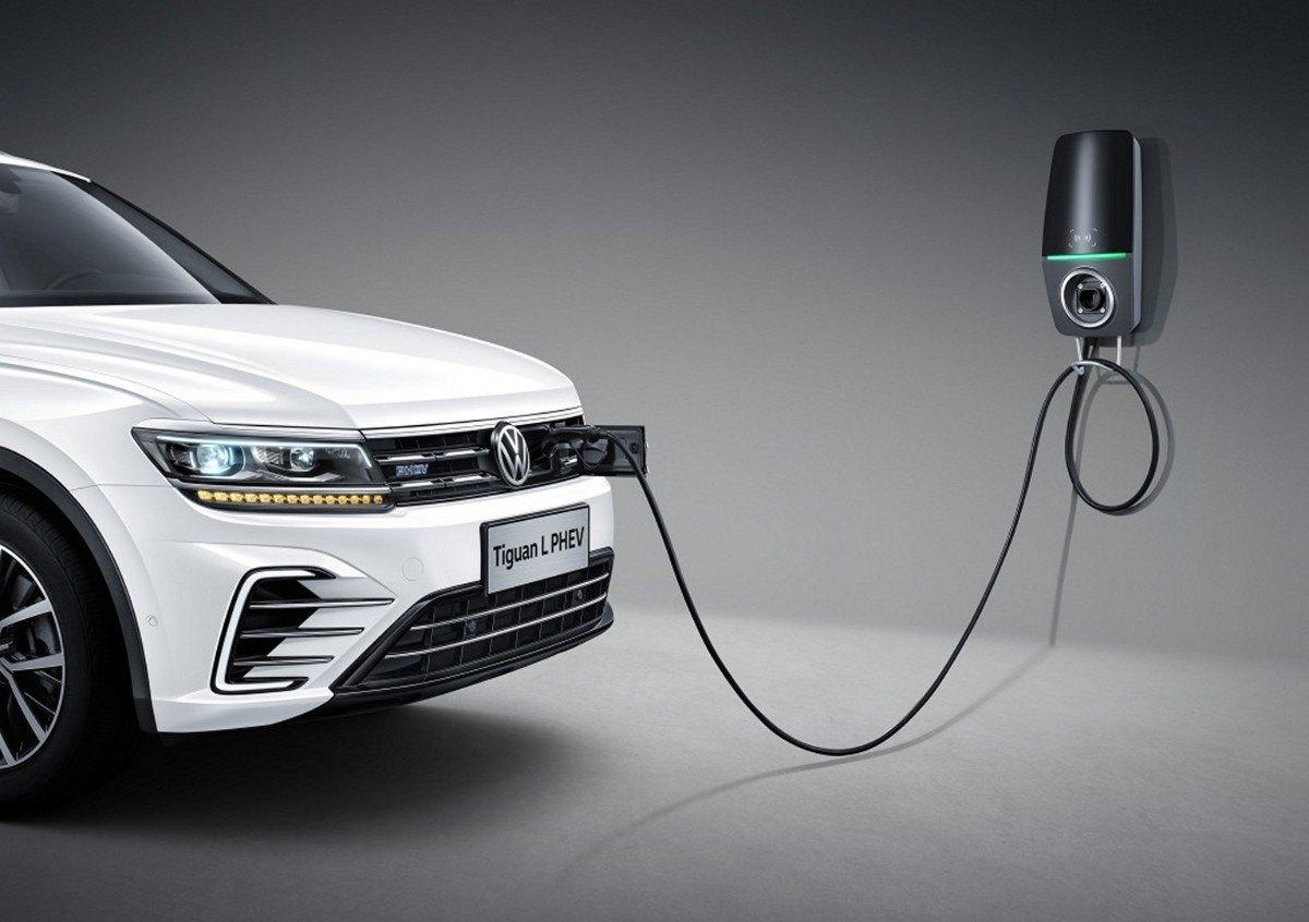 Volkswagen lanzará los Tiguan y Arteon híbridos enchufables en 2020