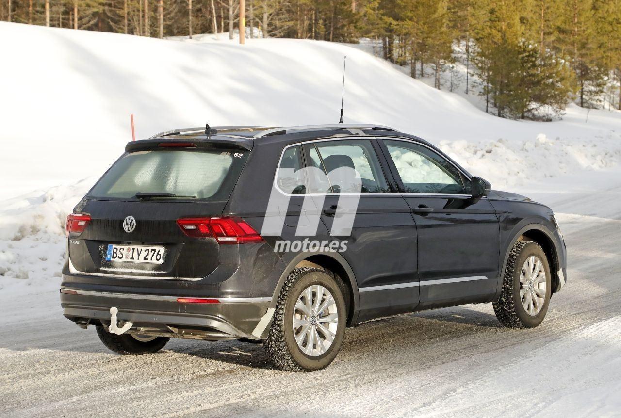 Volkswagen Tiguan II Facelift (2020) 15
