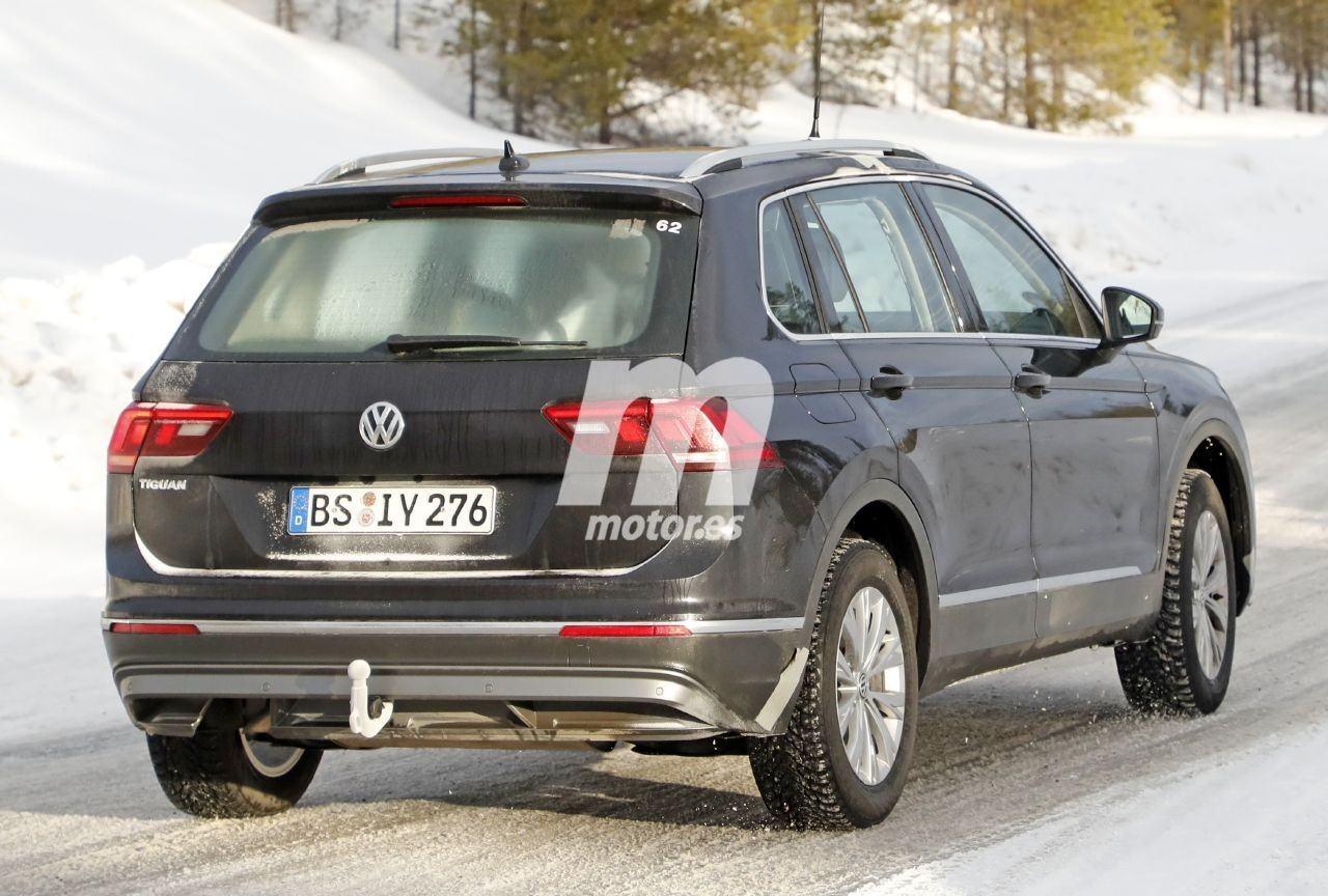 Volkswagen Tiguan II Facelift (2020) 16