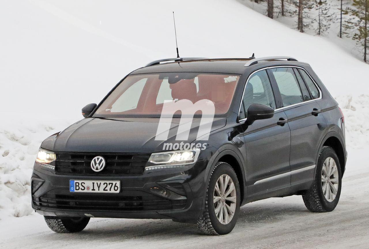 Volkswagen Tiguan II Facelift (2020) 17