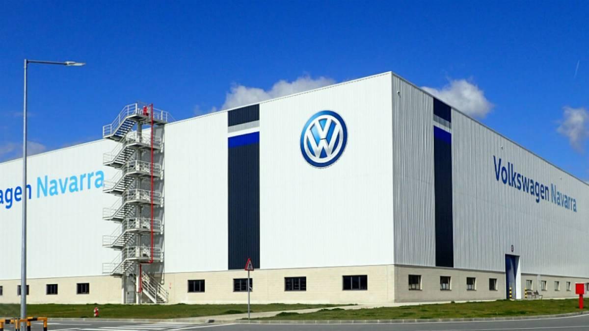 Volkswagen abre la veda: estudian reabrir su planta de Navarra este mismo mes