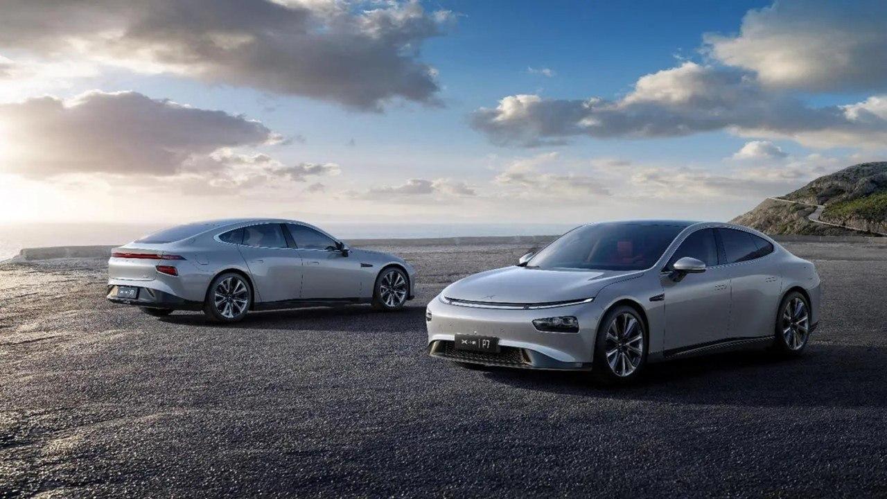 Arrancan las ventas del nuevo Xpeng P7 en China, la berlina eléctrica ya tiene precios