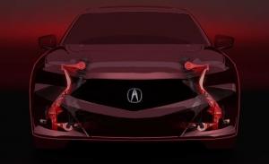 Acura sorprende con la nueva suspensión deportiva del futuro TLX Type S 2021