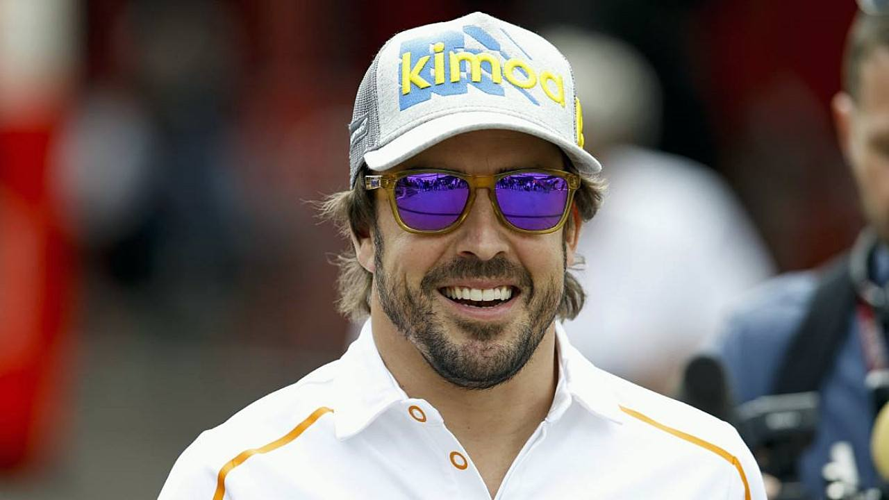 Alonso, «The return»