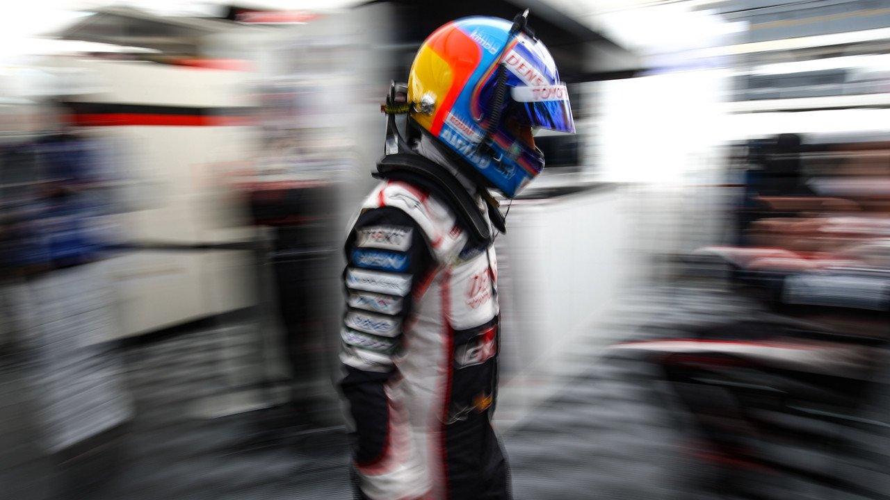 Alonso valora positivamente la 'hyperpole' de las 24 Horas de Le Mans