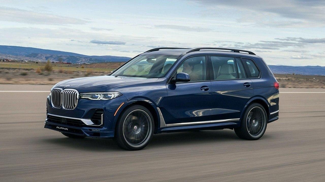 El nuevo Alpina XB7 entra en escena y ocupa el puesto de un hipotético BMW X7 M