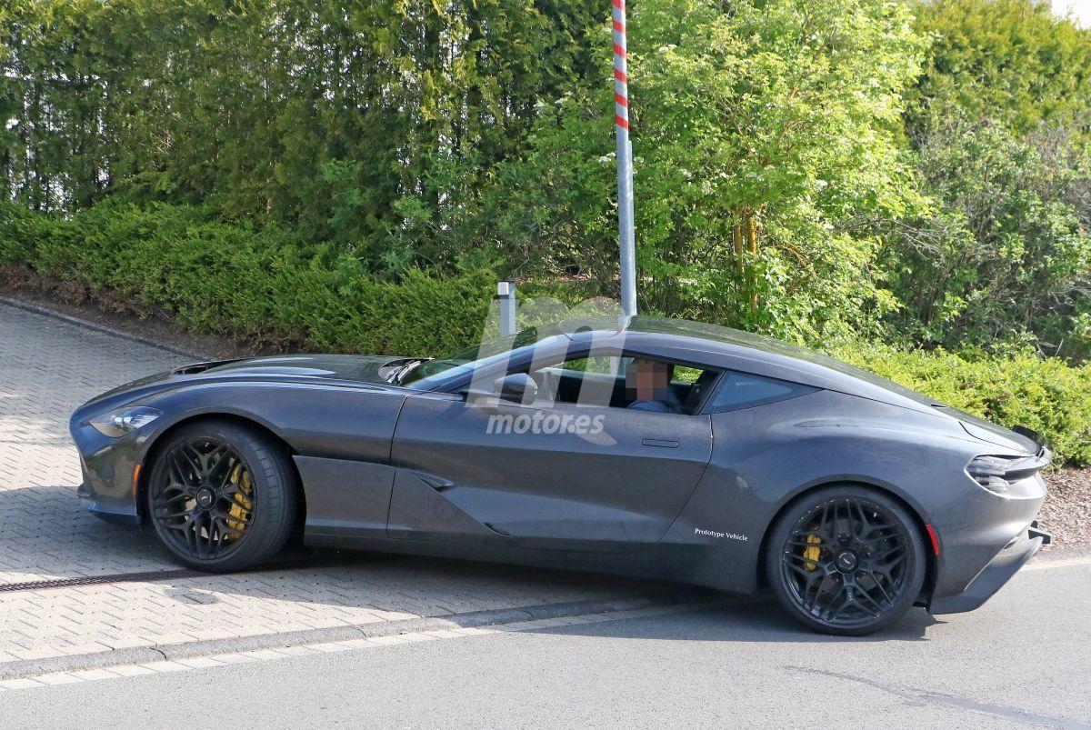 2019 Aston Martin DBS GT Zagato 12
