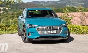 El Audi e-tron, uno de los SUV eléctricos más interesantes, será fabricado en China