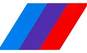 Azul, violeta y rojo. ¿Por qué son estos los colores del emblema de BMW M?