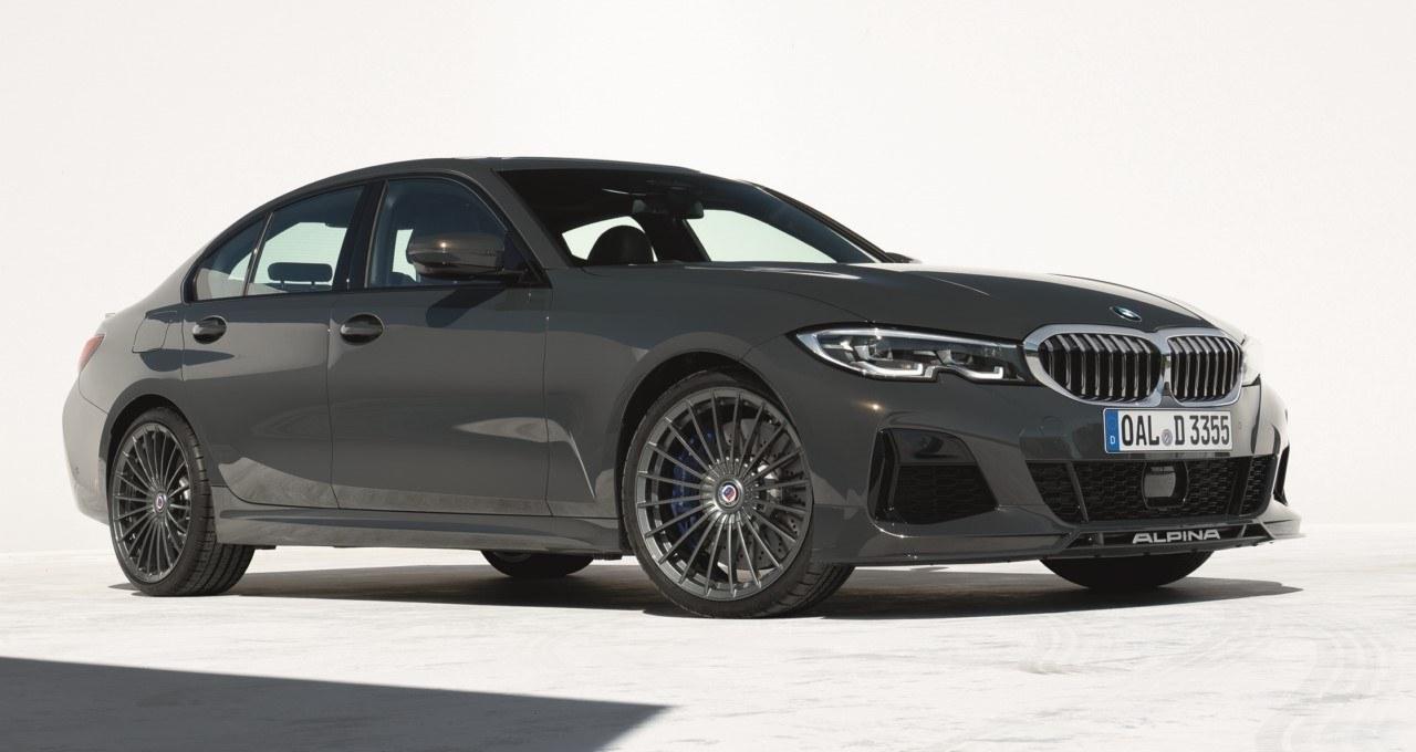 Debutan los BMW ALPINA D3 S Berlina y D3 S Touring con tecnología diésel de 48 Voltios