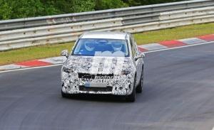 El BMW Serie 2 Active Tourer 2021 empieza sus pruebas en Nürburgring
