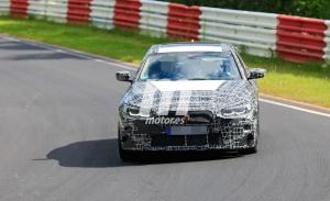 La nueva generación del BMW Serie 4 Gran Coupé se enfrenta a Nürburgring