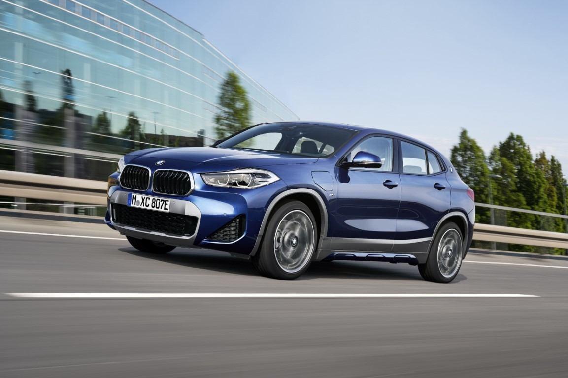 El nuevo BMW X2 xDrive25e, el híbrido enchufable trae retoques en imagen