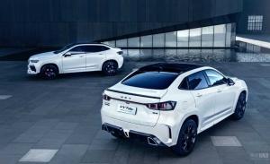 BRABUS busca nuevos ingresos en China con el nuevo Wey VV7 GT