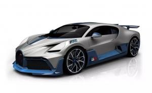 Bugatti muestra la personalización del Divo, y las peticiones de algunos clientes