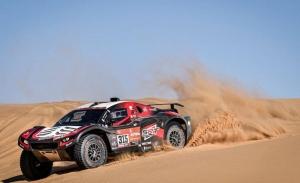 Los buggies 4x2 pueden tener una nueva vida híbrida en el Dakar