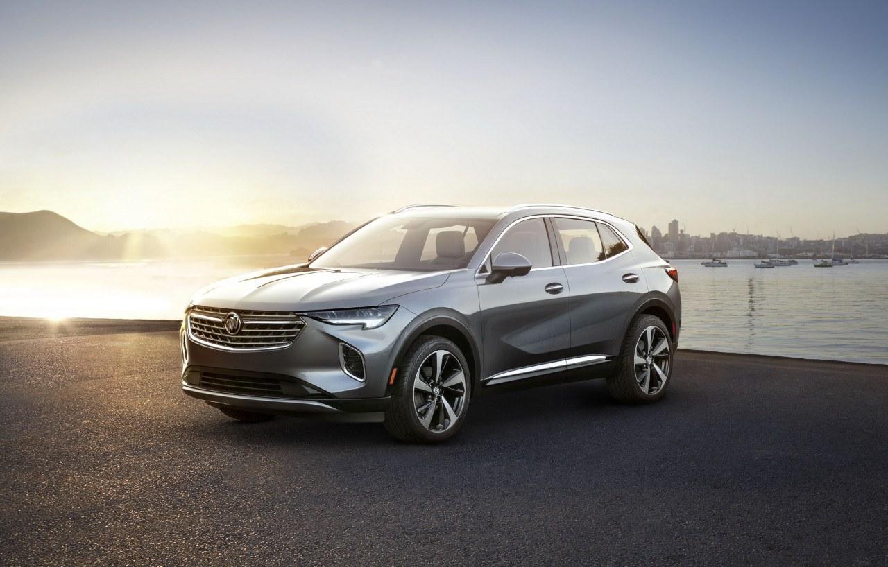 Buick presenta oficialmente el nuevo Envision 2021