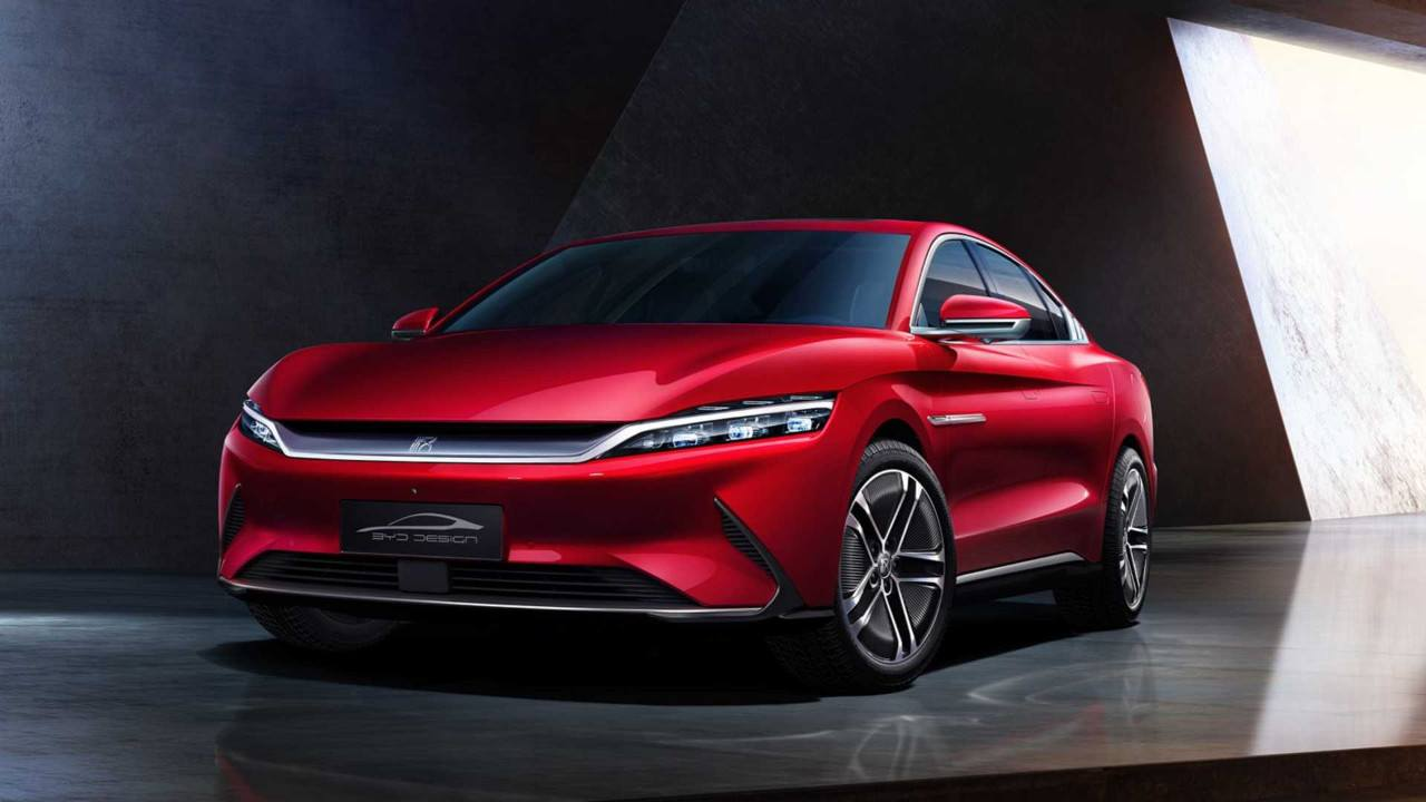 BYD Han: el rival chino del Tesla Model S ya tiene precios en Europa