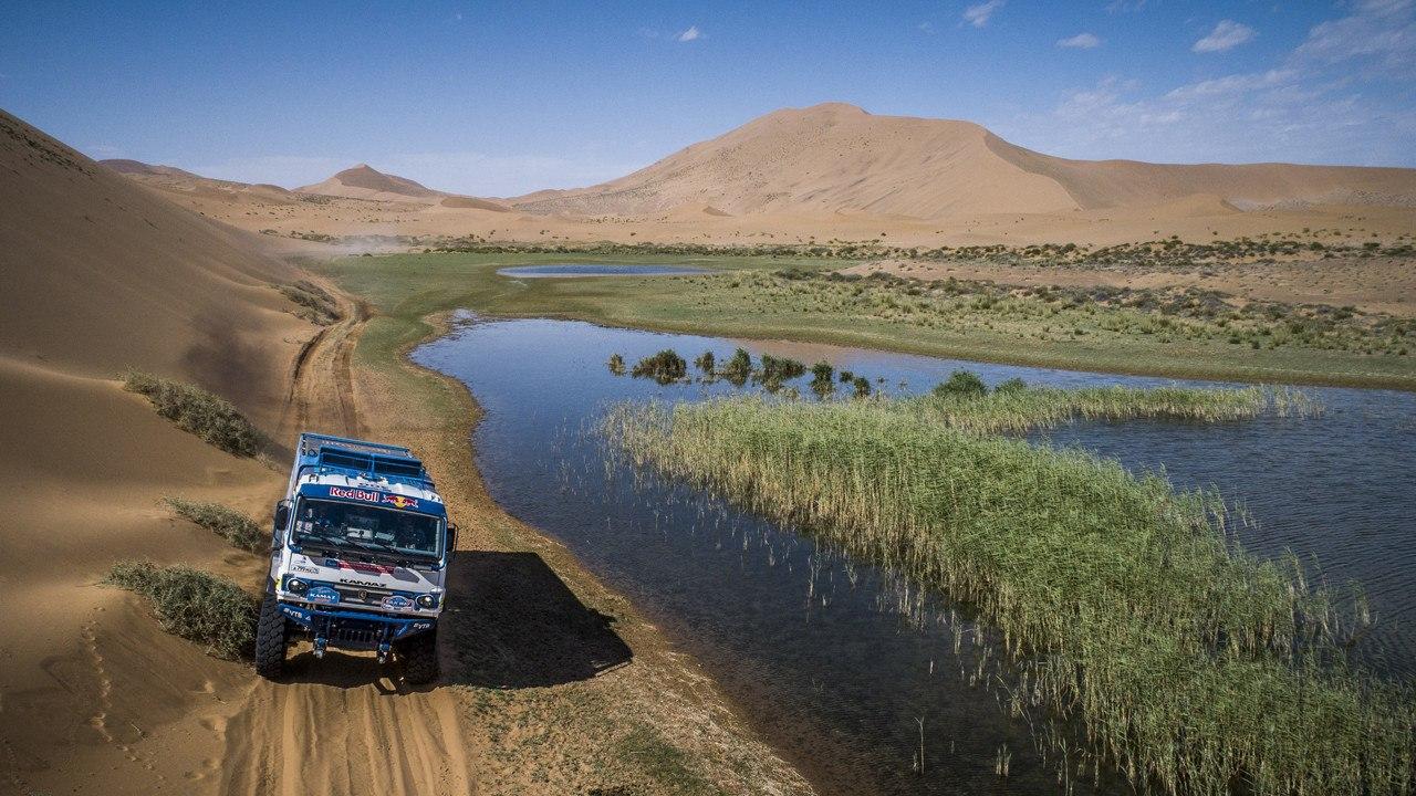 Se cancela la edición 2020 del Silk Way Rally por el coronavirus