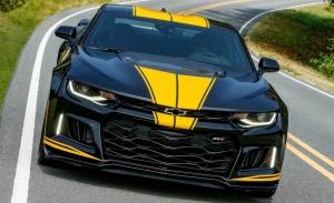 Hertz vende sus espectaculares Camaro modificados por Hendrick Motorsports