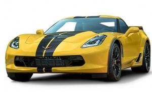 Hertz pone a precio de saldo los últimos Corvette Z06 '100th Anniversary Edition'
