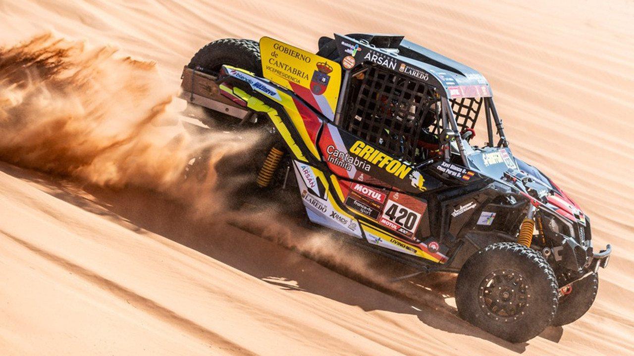 Chus Puras crea SARUP Motorsport, su propia estructura de raids
