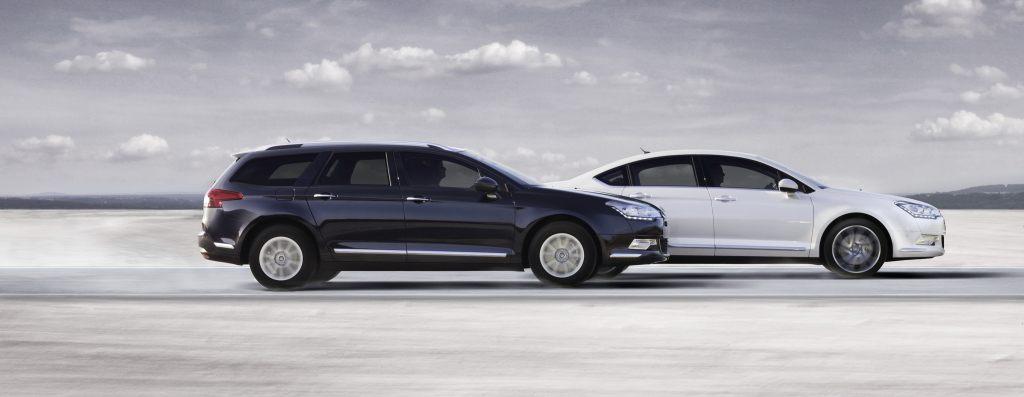 Citroën confirma el sucesor de la berlina C5: «Existe y es espléndido»
