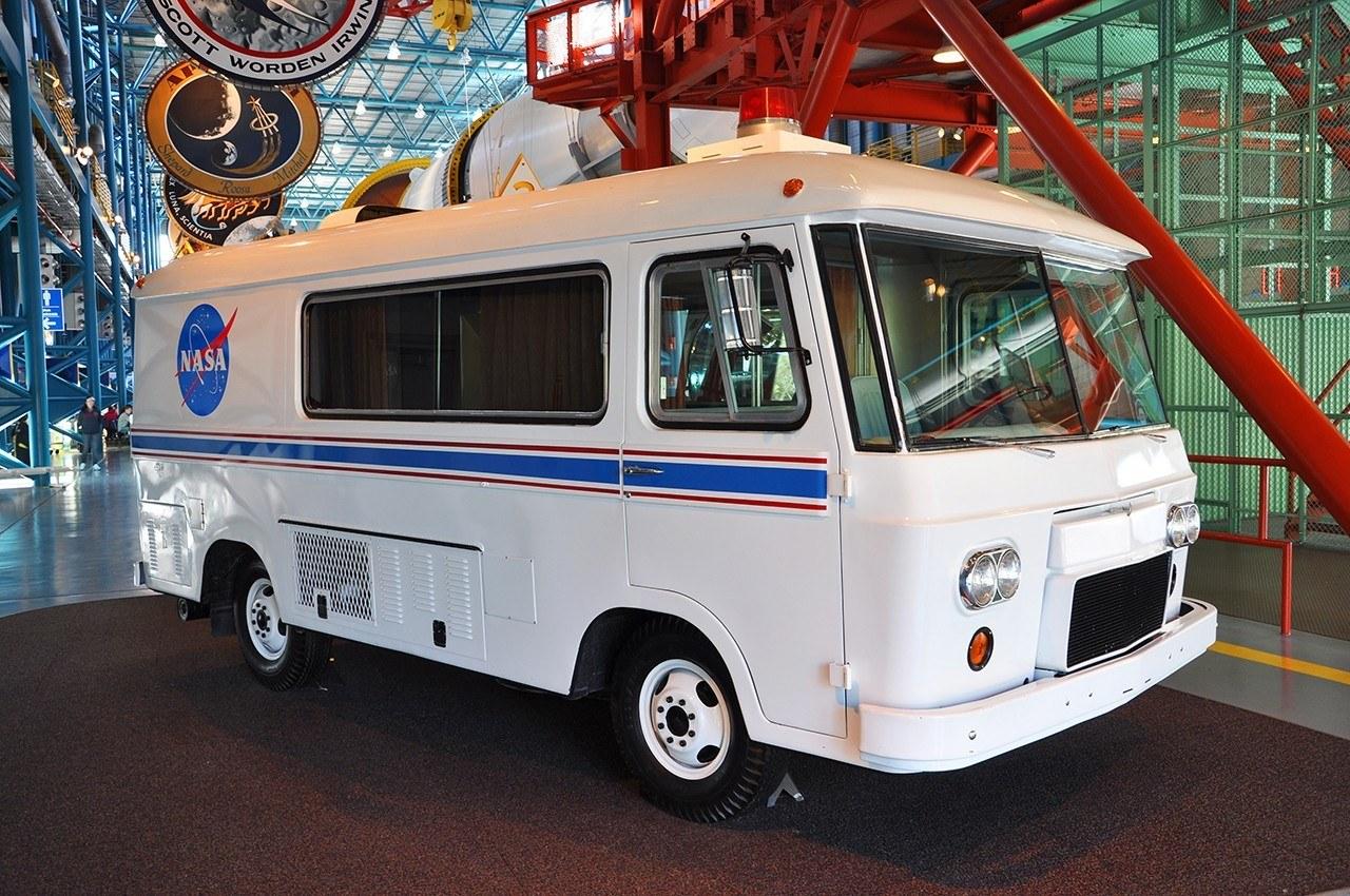 Clark Cortez, la autocaravana de los astronautas de la NASA