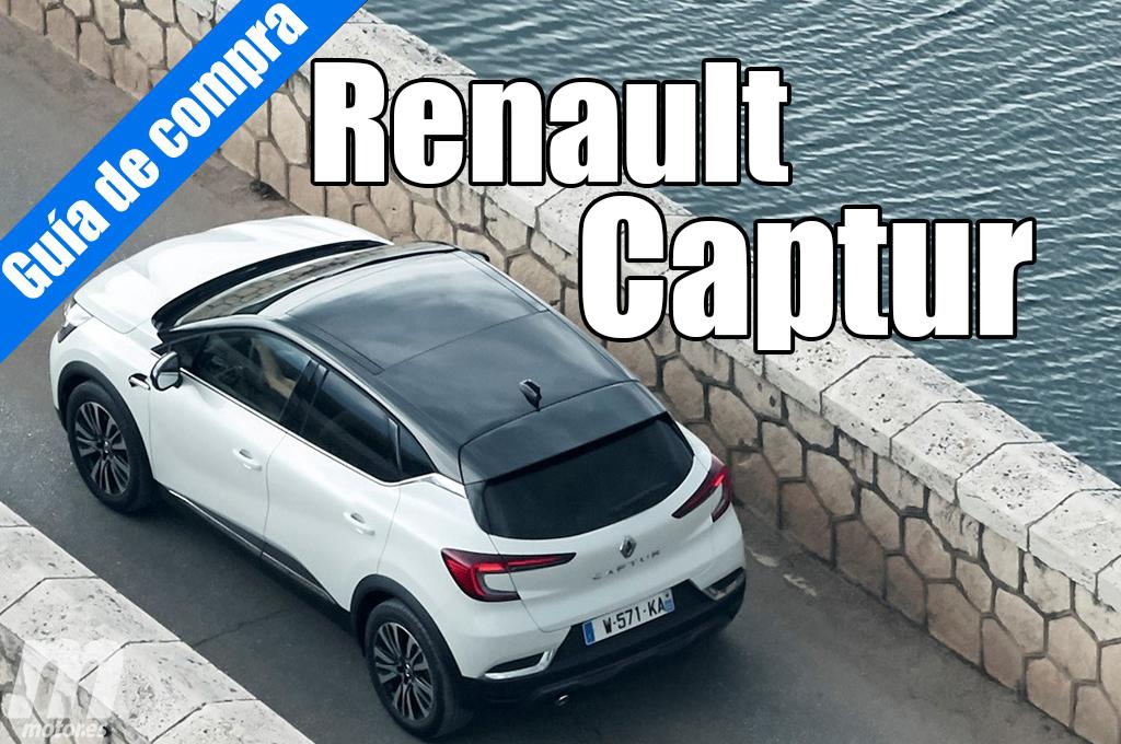Guía de compra: Renault Captur 2020