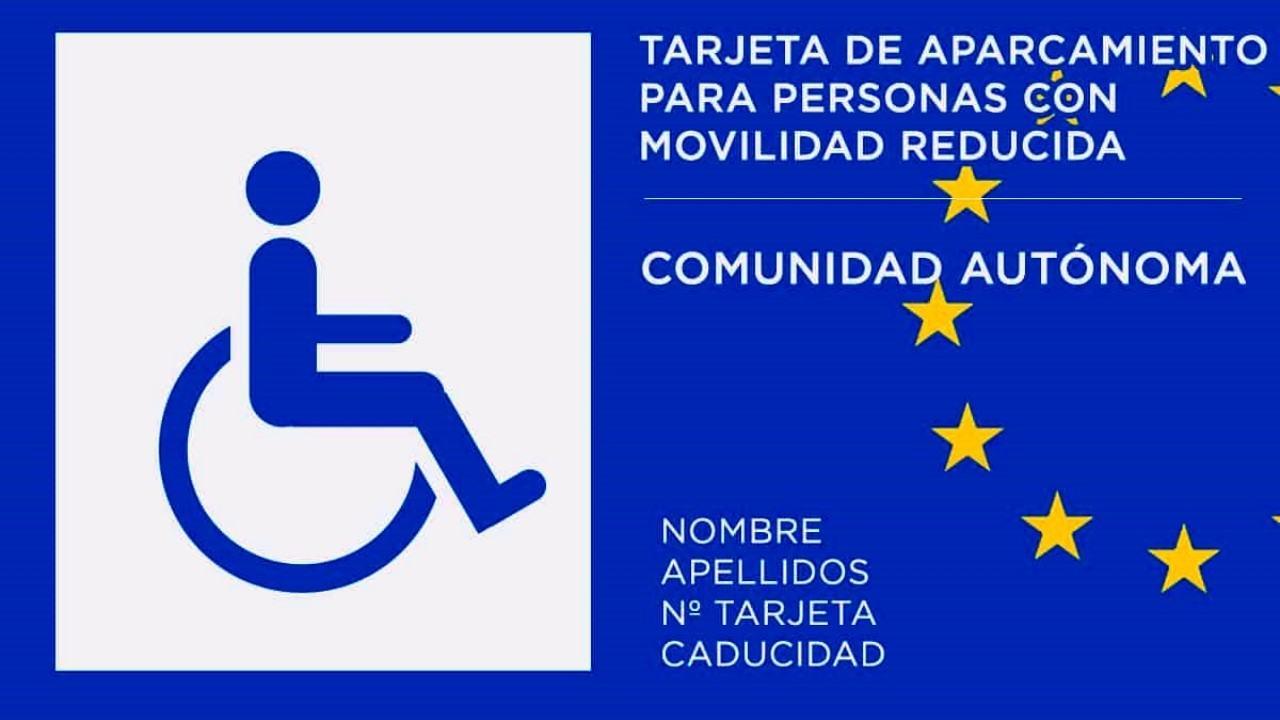 Así puedes conseguir la tarjeta de aparcamiento para discapacitados