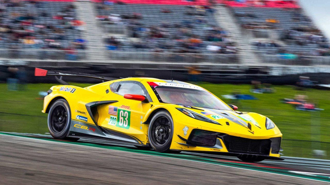 Corvette Racing confirma su baja en las 24 Horas de Le Mans 2020