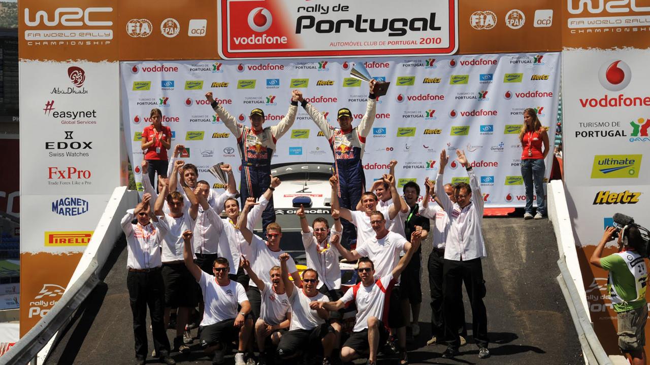 Se cumplen diez años del primer triunfo de Sébastien Ogier en el WRC