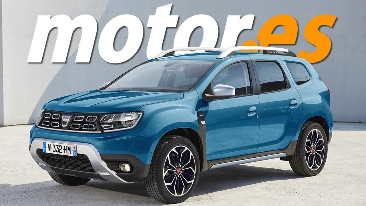 Dacia Duster 2021, adelanto del lavado de cara que sufrirá el popular SUV