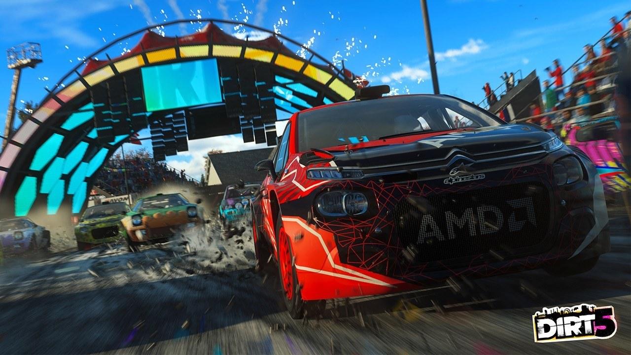 DiRT 5 ya es oficial, llegará a PlayStation 5 y Xbox Series X ...