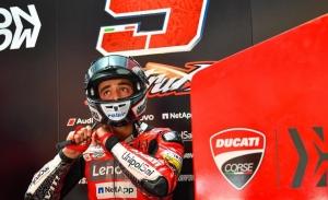 Ducati comienza a negociar con Dovizioso y Petrucci para su renovación