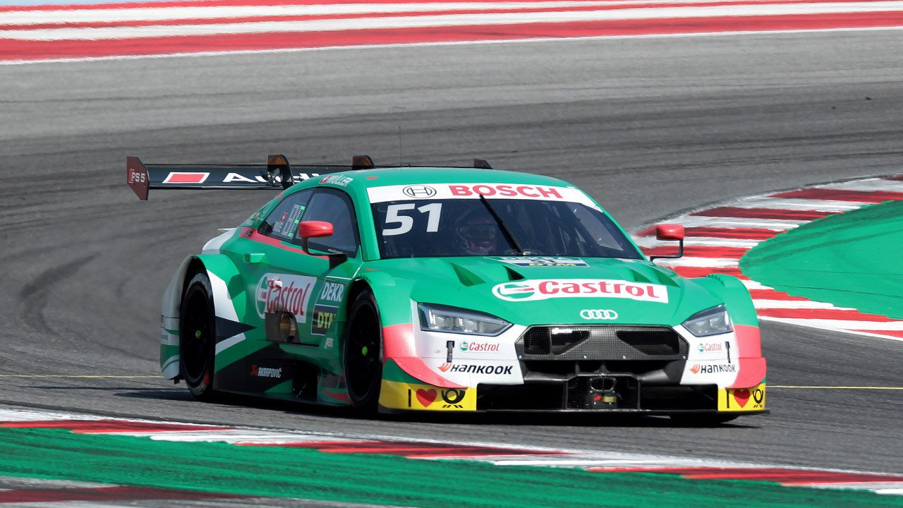 Los equipos de Audi descartan correr equipos privados en el DTM 2021