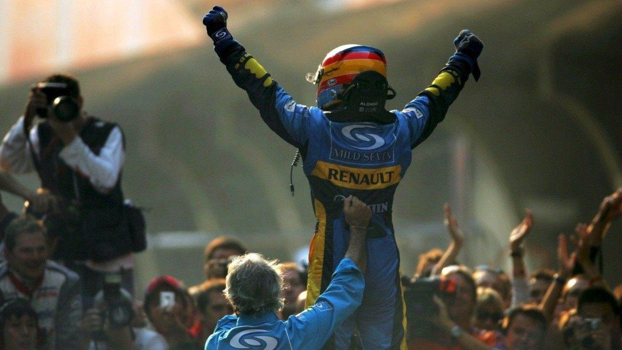 Fernando Alonso en la F1: sus números y trayectoria