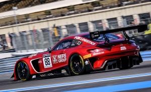 FFF Racing Team y AKKA-ASP retoman la actividad con sendos test
