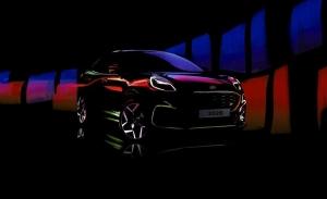 Ford adelanta un primer teaser del nuevo Puma ST, el crossover deportivo