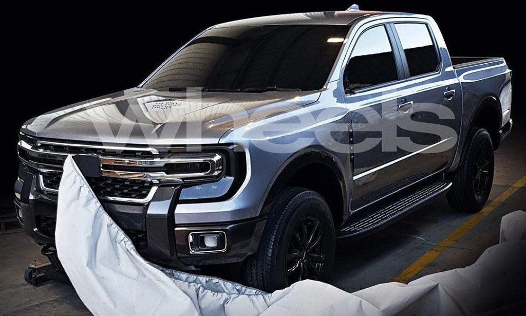 Ford Ranger 2022: una filtración revela las sorpresas de la futura gama