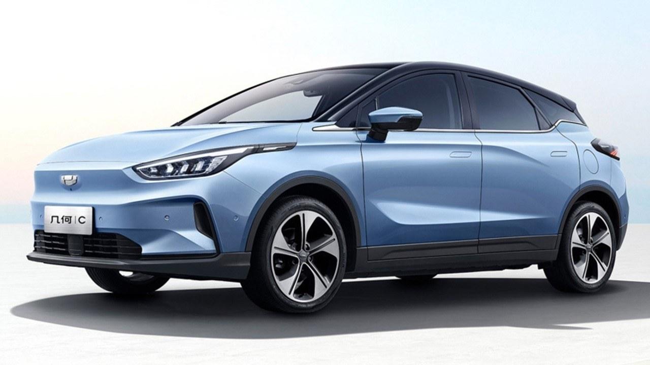 Geometry C, un nuevo rival del Nissan Leaf emerge en la lejana China
