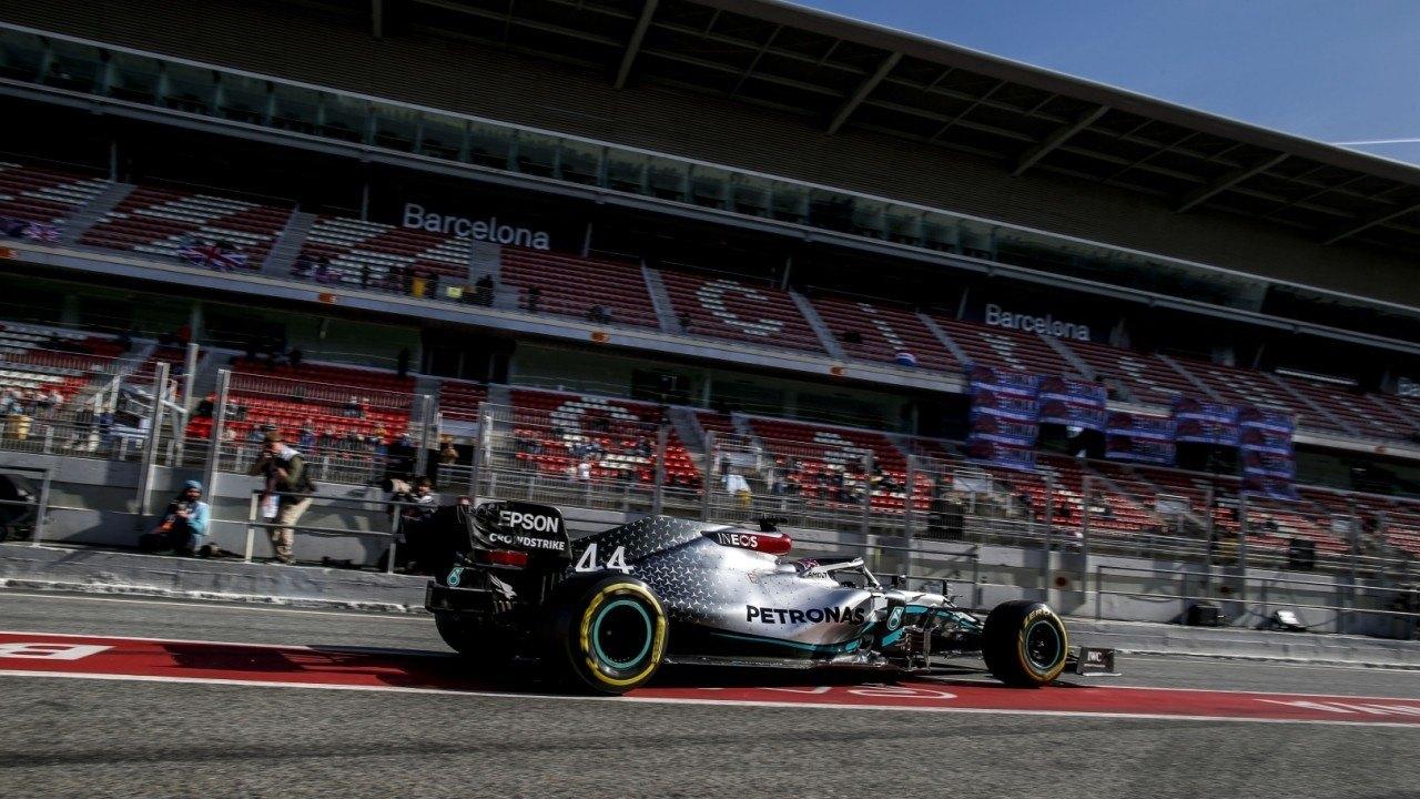 A Hamilton no le motiva competir sin público: «Será incluso peor que un test»
