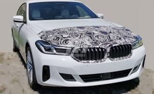 El nuevo BMW Serie 6 GT 2021 muestra sus novedades al desnudo