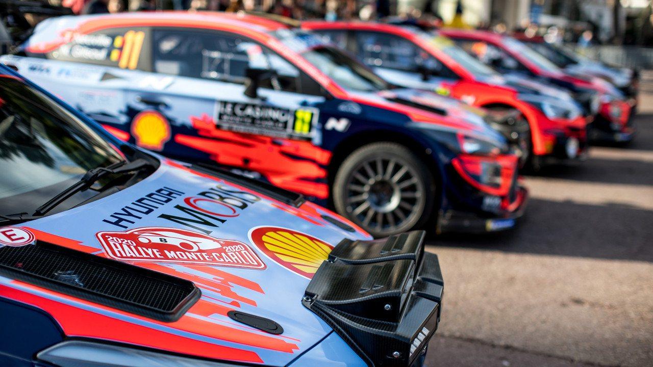 Hyundai dibuja un brillante futuro en el WRC con coches 'Rally1' de 500 CV