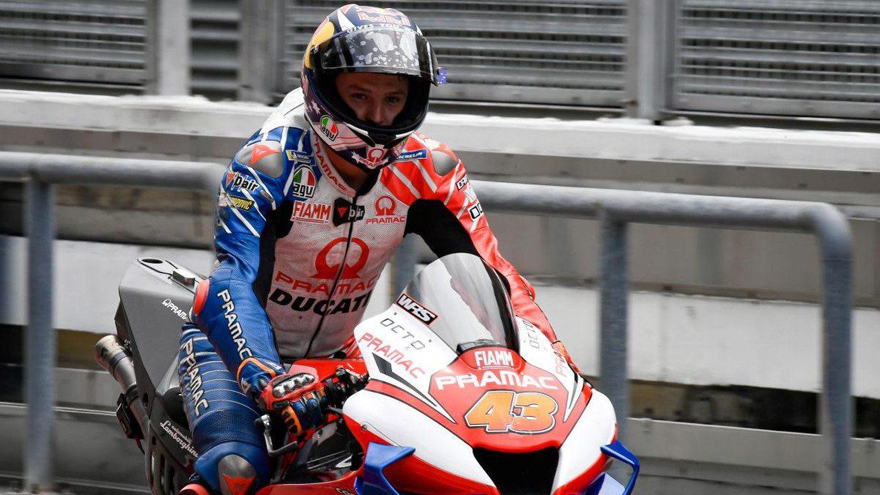 Jack Miller está muy cerca de fichar por el equipo oficial de Ducati