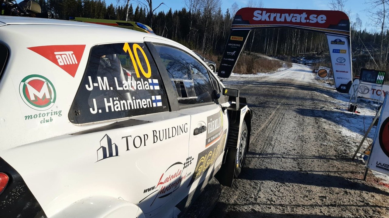 Jari-Matti Latvala se centra en su presencia en el Rally de Finlandia